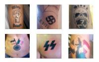 """Luigis vermeintlicher Bruder Luca arbeitet den Angaben nach als Tätowierer in einem Studio namens """"Pelle Ribelle Tattoo"""".Das Fotoalbum """"PELLE RIBELLE TATTOO"""" demonstriert ziemlich beeindruckend, welche Tattoos in dem Studio gerne gestochen werden."""