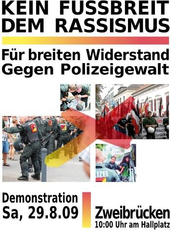 Demo Zweibrücken