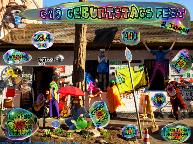 G19 Straßenfest