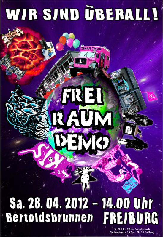 Freiraum demo
