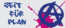 Logo: Zeit für Plan A