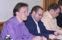v.l.n.r: Dennis Dormuth, Matthias Pohl, Markus Pohl Prozess in Rheine, 19.11.2009