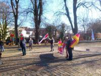 NPD-Kundgebung Nienburg