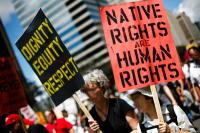 Native Rights are Human Rights