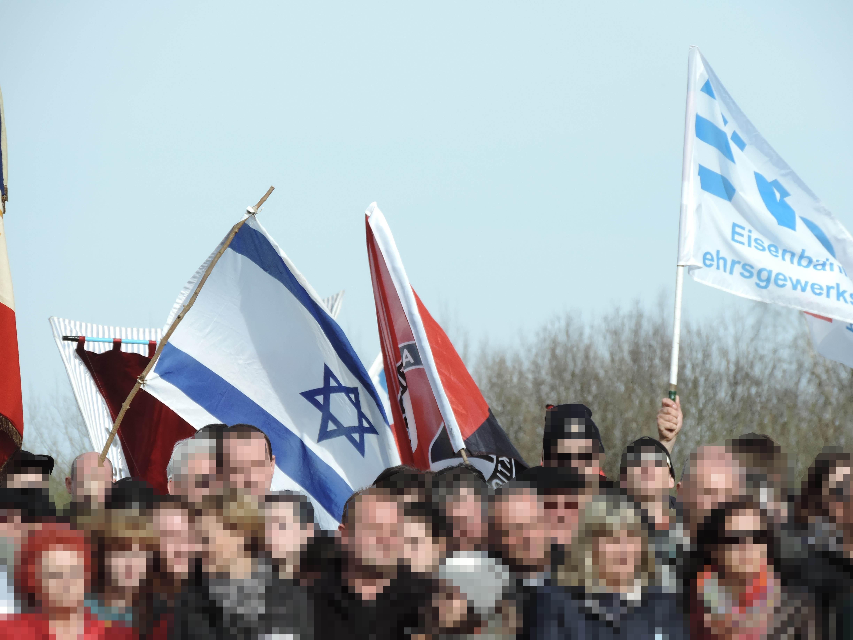 Israel und Antifa