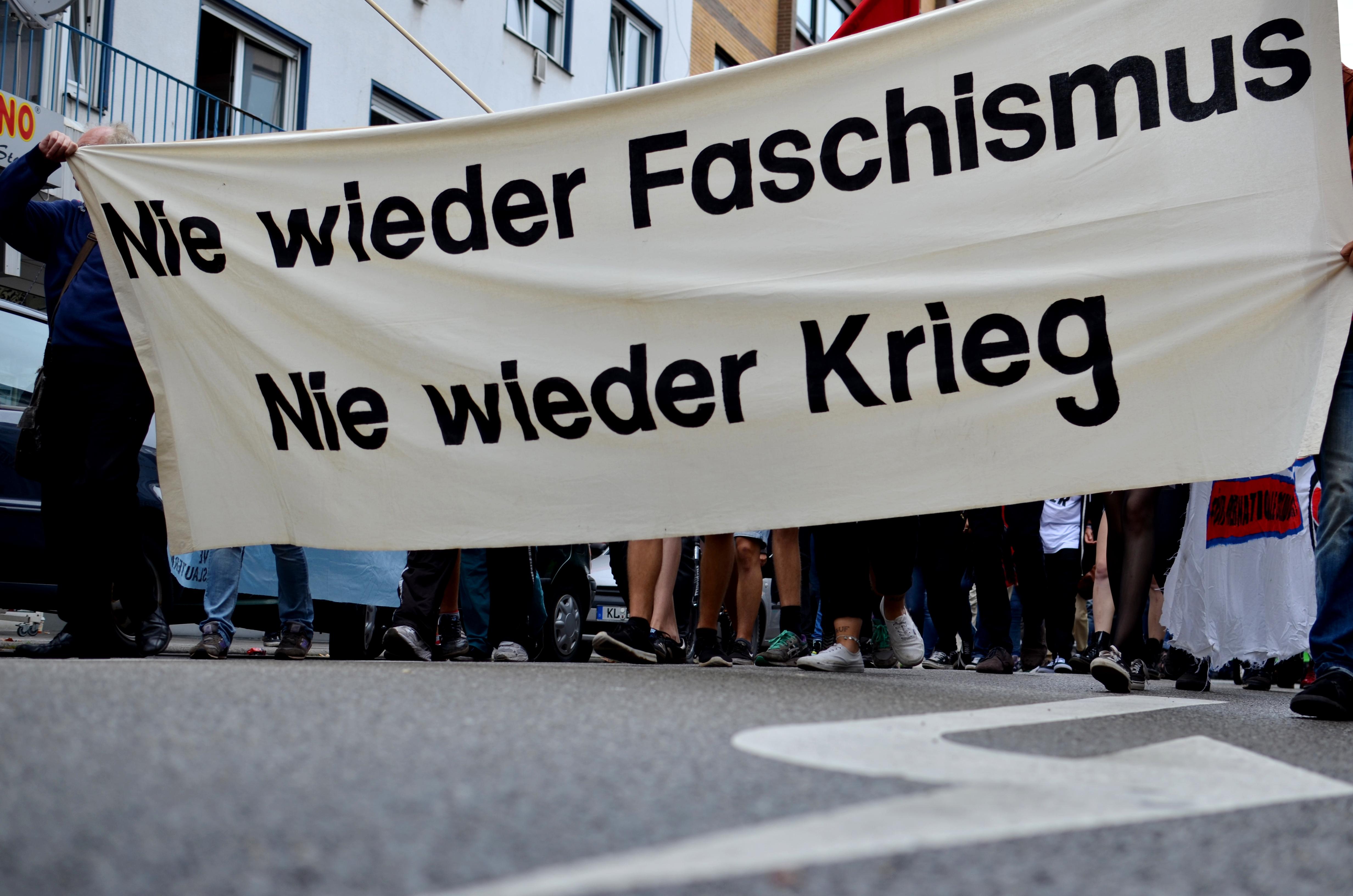 Antikriegstag, 01.09.2015 | Kaiserslautern |