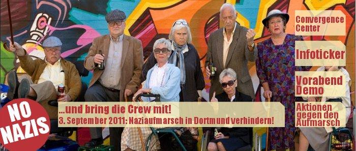 Dortmunder Antifa-Bündnis zum Antikriegstag