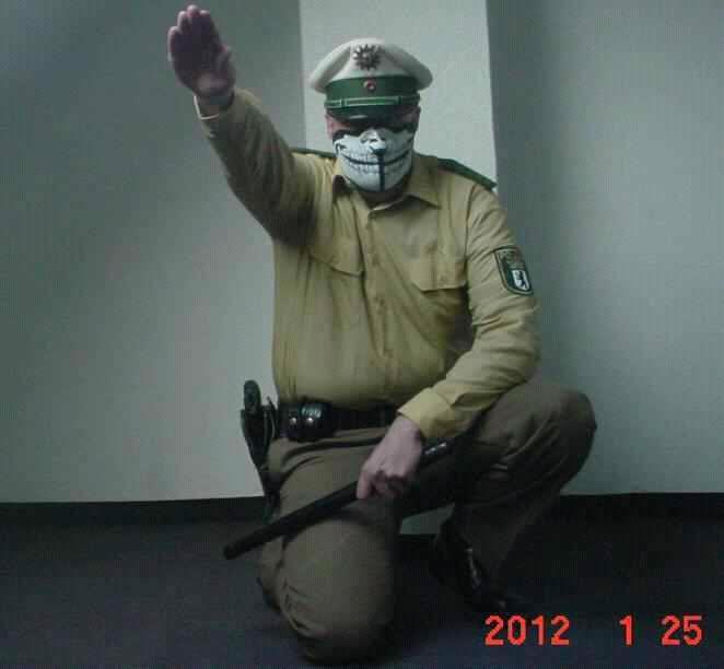 nazi cop