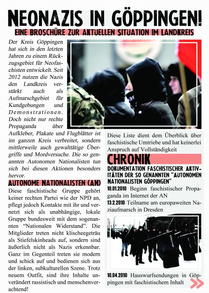 Nazis in Göppingen