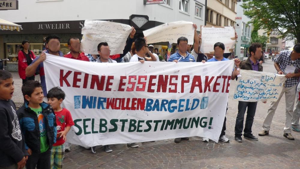 Sinsheim] Zwischen Abschiebung und Isolation. Den rassistischen ...