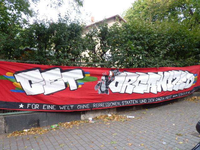 Antiknast-Tage 2012. Transparent 129ev: Get organized!