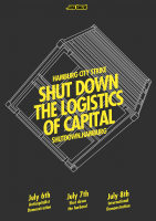 Shut down the logistics of capital!