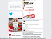 Screenshot der Facebook-site von Claus Cremer