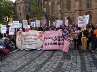 """Demonstration """"Fluchtursachen bekämpfen"""" 4"""