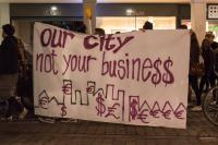 our city - not your business