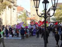 """Demonstration """"Fluchtursachen bekämpfen"""" 5"""