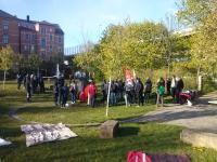 Workers Memorial Day, Gedenken an verunglückte Lohnabhängige