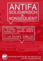 """[VS] Nachbereitung der Kampagne """"Antifa – solidarisch & konsequent"""""""