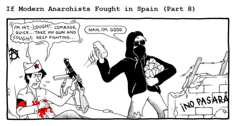 if modern anarchists fought in spain (part 8)
