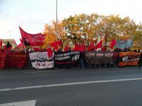 """Demonstration """"Fluchtursachen bekämpfen"""" 13"""