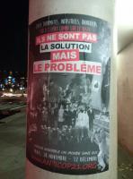 Sie sind nicht Teil der Lösung, sondern das Problem!