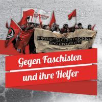 Gegen Faschisten und ihre Helfer