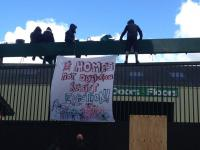 Resist eviction in Dublin, Ireland