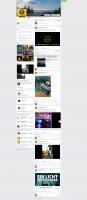 """Screenshot der Facebook-Seite der Gruppe """"Identitäre Bewegung Harz"""" vom 28.04.2016"""