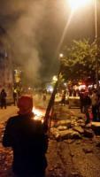 Protest in Soma - 1