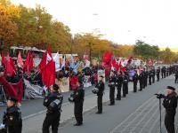 """Demonstration """"Fluchtursachen bekämpfen"""" 16"""