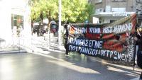Black December, Thessaloniki