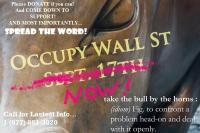 Occupy Wall Street Now!