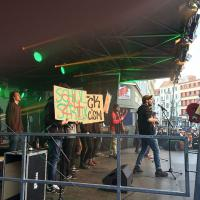 Beats against racism! 2