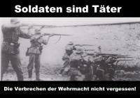 Soldaten sind Täter!