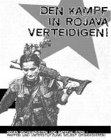 Den Kampf in Rojava verteidigen
