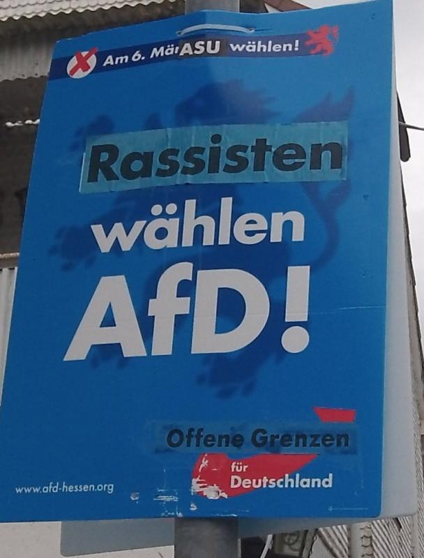 Afd-Adbusting aus Hessen