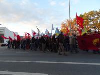 """Demonstration """"Fluchtursachen bekämpfen"""" 14"""