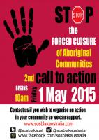 Stop the forced closure of Aboriginal communities