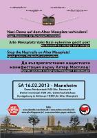 Mannheim Plakat