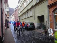 Critical Mass in Heidelberg 4