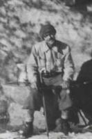 Carlo Travaglini, als Partisan in den Bergen