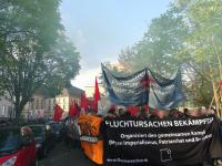 """Demonstration """"Fluchtursachen bekämpfen"""" 8"""