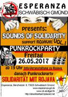 """Sounds of Solidarity – Support Rojava!"""