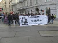 No Border! No Nation! Fight Fortress Europe!