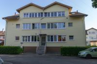 Wohnhaus von Daniela Adam, Spulergasse 9 in Lörrach-Brombach