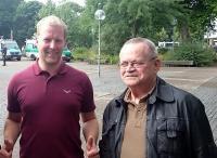 Tobias Wagner und Norbert Walter