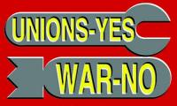Union Yes - War NO
