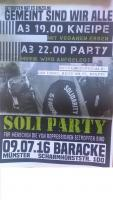 Poster Soliparty