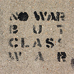 no war but classwar