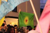 Solidarität mit Rojava/ Kobane